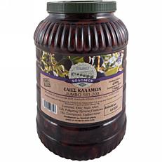 Ελιές ΣΟΛΩΜΟΣ καλαμών Jumbo Νο.181-200 (4kg)