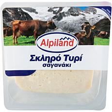 Τυρί ALPILAND σκληρό για σαγανάκι (500g)