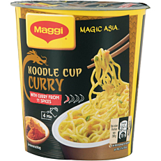 Noodles MAGGI magic Asia με κάρυ (63g)