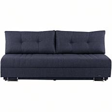 Καναπές κρεβάτι NEW JERSAY τριών θέσεων μπλε 203x96x82cm