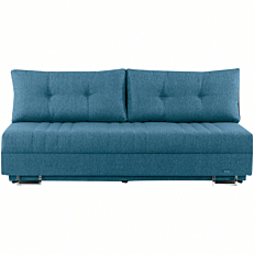 Καναπές κρεβάτι NEW JERSAY τριών θέσεων πετρόλ 203x96x82cm