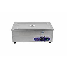 Μπαιν μαρί OLYMPIA ηλεκτρικό με 2 θέσεις x 10cm 1/2 GN 1500W