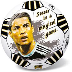 Μπάλα πλαστική celebrity Ronaldo 11cm