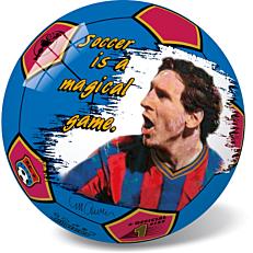 Μπάλα πλαστική celebrity Messi 11cm
