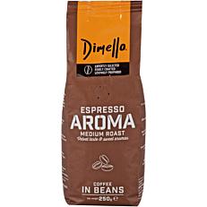 Καφές DIMELLO espresso aroma medium roast (250g)