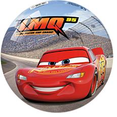 Μπάλα πλαστική Disney cars lmq-95 14cm