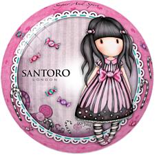 Μπάλα πλαστική Santoro sugar & spice 14cm