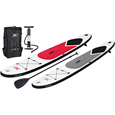 Stand up Paddle Board XQ MAX γκρι 320x76x15cm