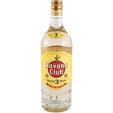 Ρούμι HAVANA CLUB 3 ετών 37,5% (1lt)