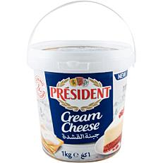 Τυρί κρέμα PRESIDENT (1kg)