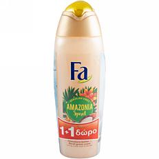 Αφρόλουτρο FA amazonia spirit (1+1 δώρο) (2x750ml)