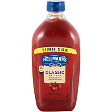 Κέτσαπ HELLMANN'S XXL (840g)