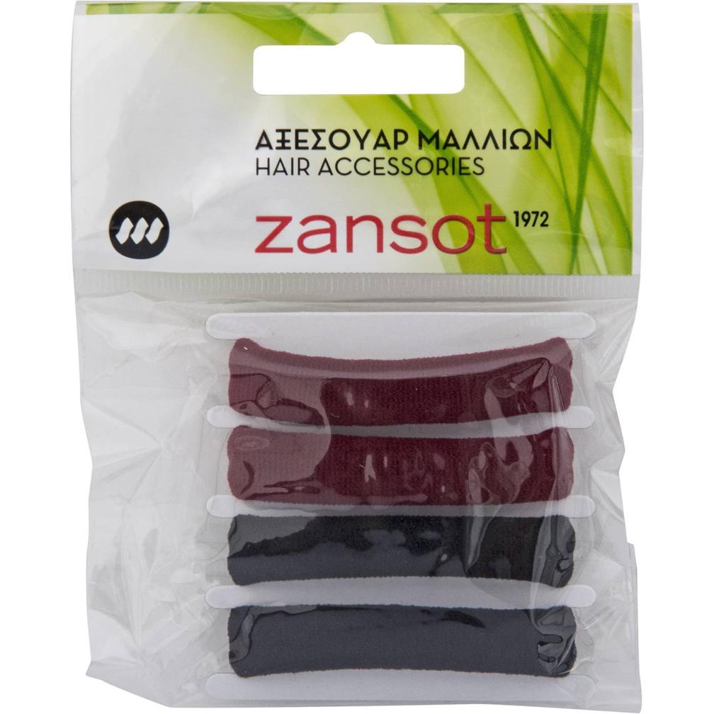 Λαστιχάκια μαλλιών zansot υφασμάτινα (1τεμ.)  b504efb899e